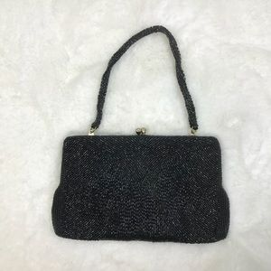 Richere Bag With Black Beading